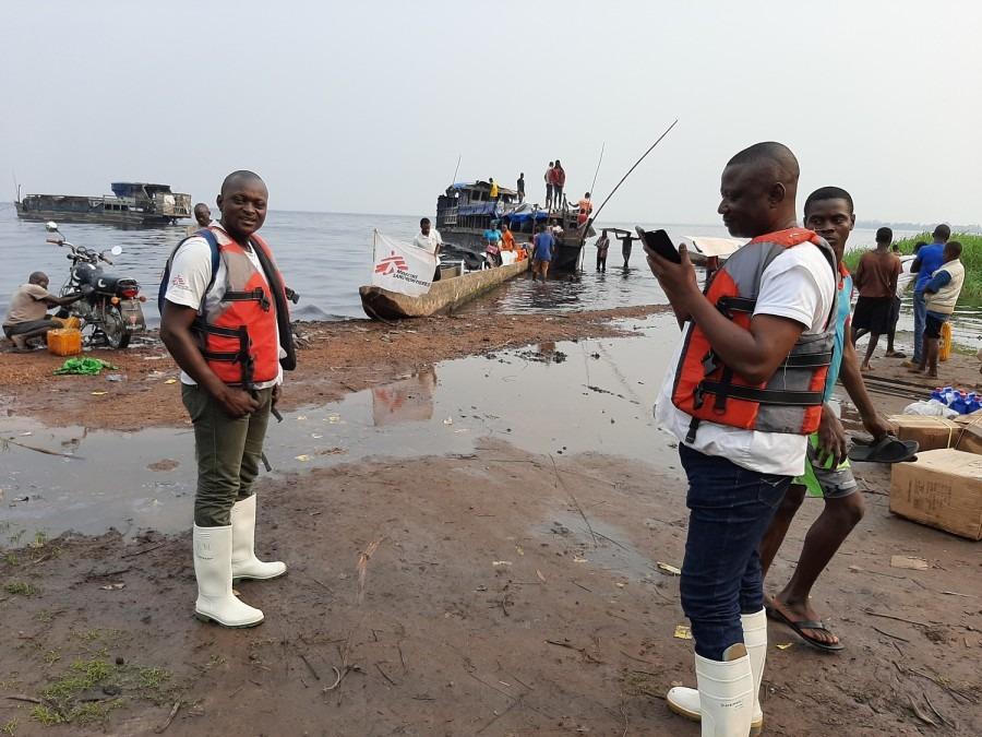 Demokratische Republik Kongo, Demokratische Republik Kongo, MSF, Ebola