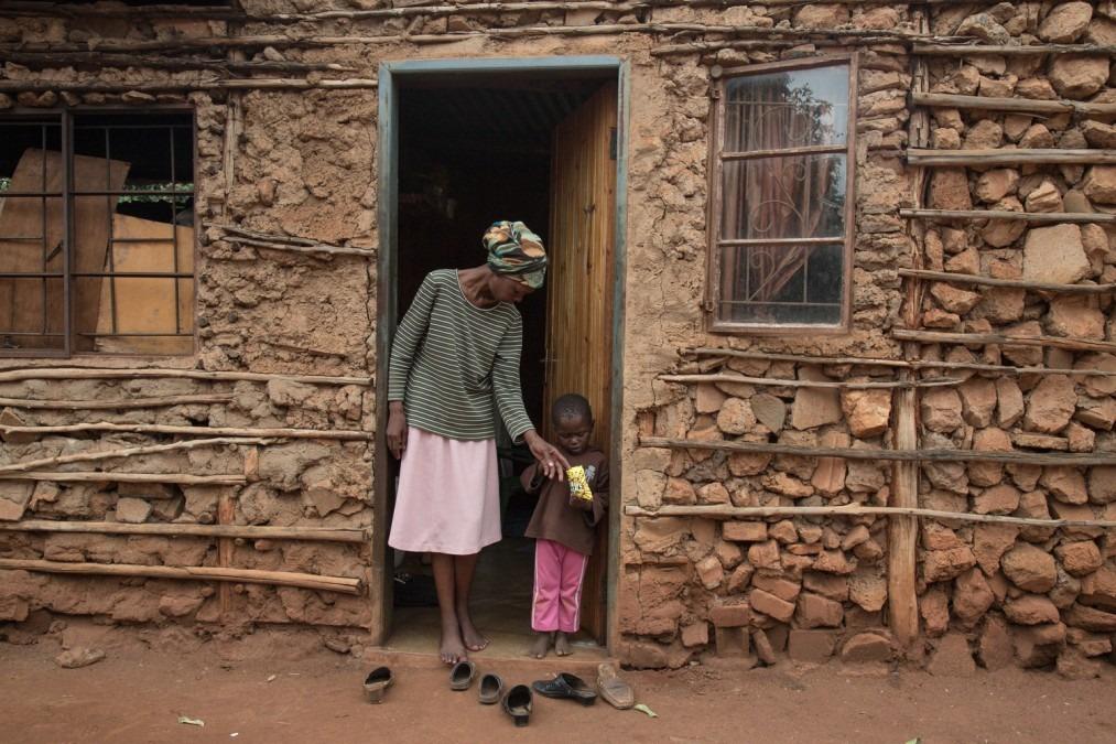 MSF Eswatini VIH Tuberculosis