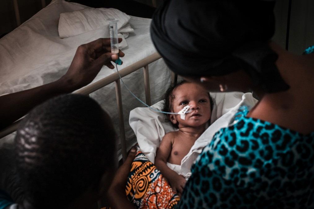 MSF Guinea-Bissau Pediatric emergency