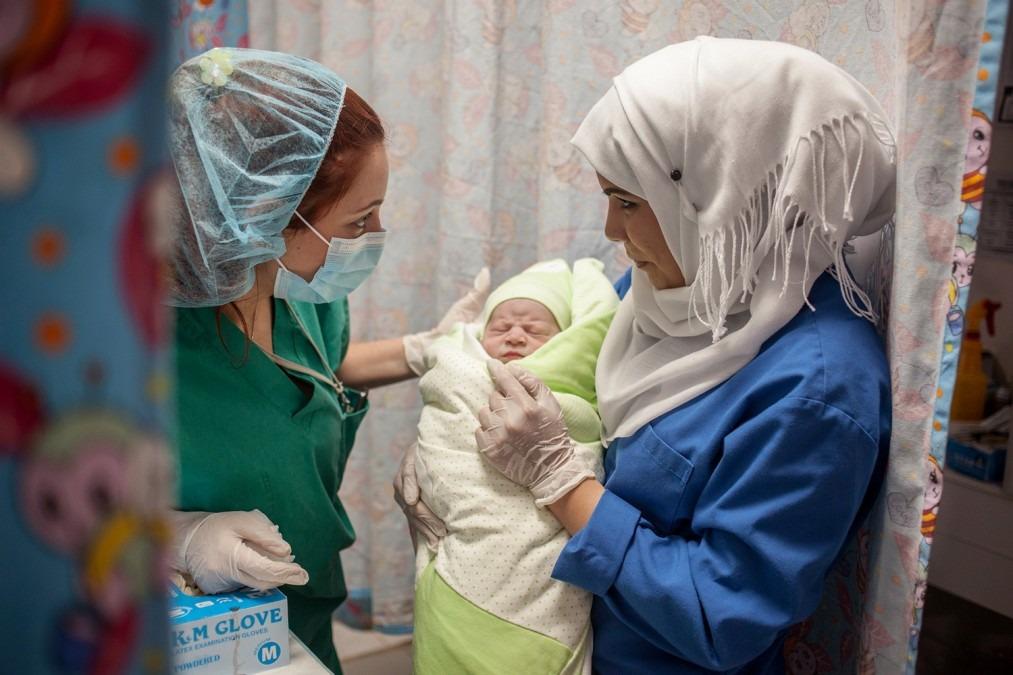 MSF Lebanon Sexual and Reproductive Health