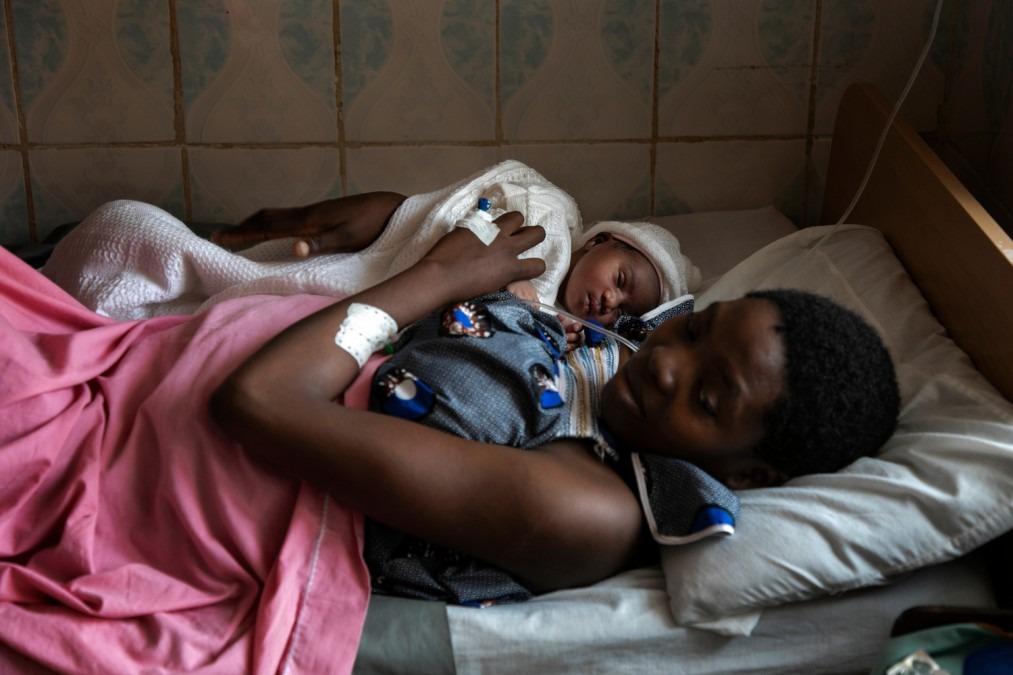 Cameroon, IDPs, MSF, malaria, sexual violence, Bamenda, conflict, MSF, Albert Masias