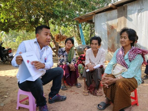 Cambodia, MSF