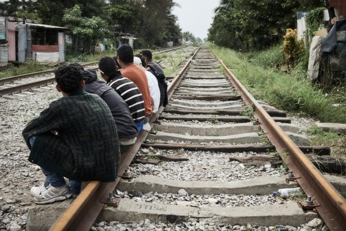 Mexico, Migrants, MSF, Christina Simons