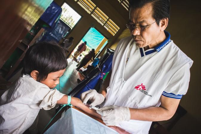 MSF Malaria Cambodia