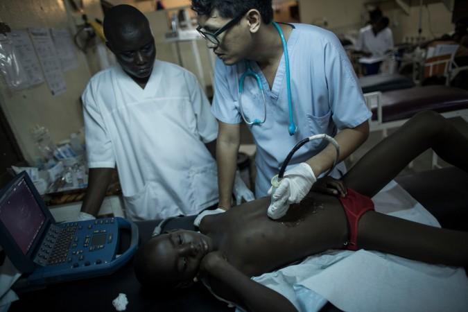 MSF Sierra Leone