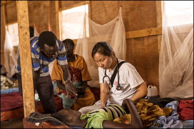 Médecin. Sud-Soudan. MSF.