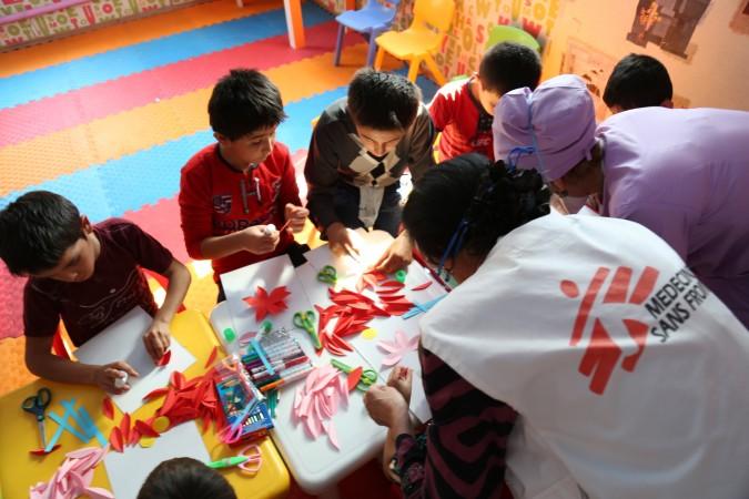 MSF Tajikistan