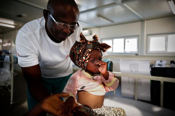 Recherche opérationnelle, MSF, pédiatrie