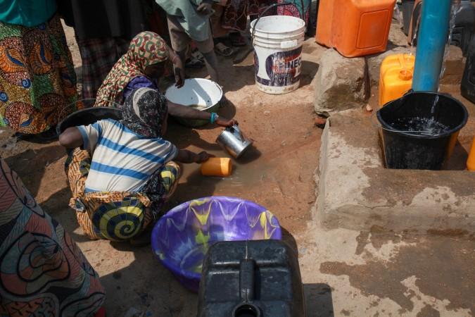 Recherche opérationnelle, MSF, wash