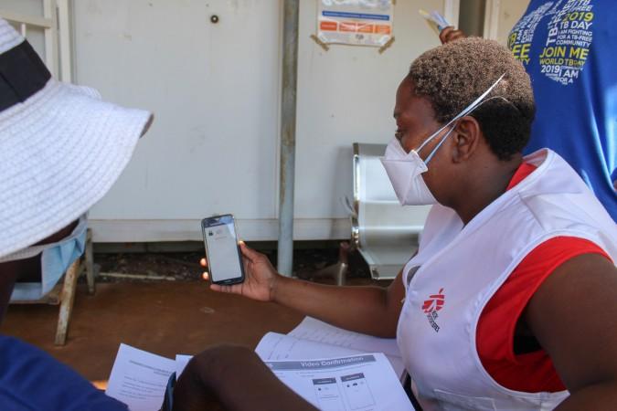 Tuberculose, MSF, recherche opérationnelle