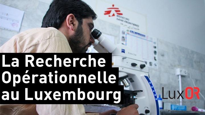 Bloc marketing, Luxor, la recherche opérationnelle au Luxembourg